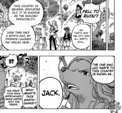 Is Jack Really the Main Antagonist of the Zou Arc or Someone Else?
