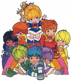 Rainbow Brite and the Color Kids www.rainbowbrite.net/ pics