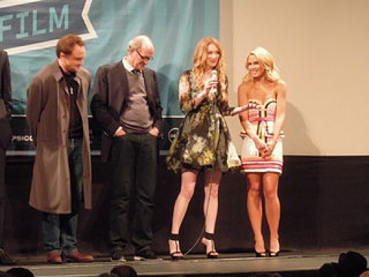Cabin in the Woods cast