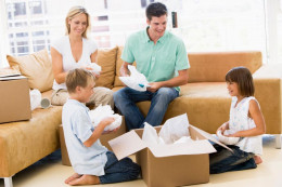 Help your kids pack their things