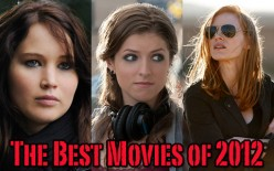 Top 10 Movies of 2012 (All Genres)