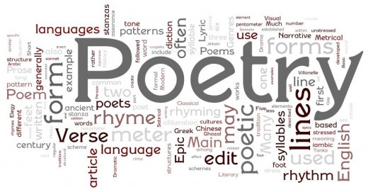 Poetry must live on!