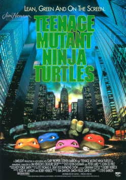 Film Review: Teenage Mutant Ninja Turtles (1990)