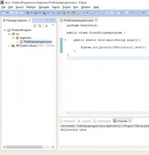 Java-result