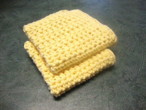 Easy Dishcloth
