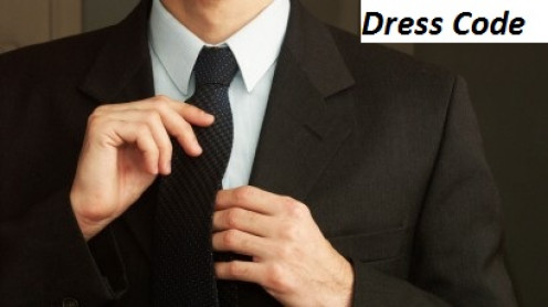 Dress code for men only and wearing these one can catch the attention of interviewer.