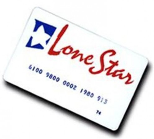 Texas Lone Star Benefits Card