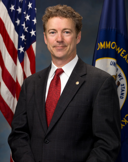 "Rand Paul, a ""fringe candidate,"" but possibly our best choice for 2016."