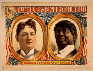 The dances that were seen in plantations were featured in minstrel shows. Minstrel shows was entertainment that were popular during the nineteenth century.