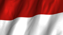 This is the flag of Indonesia