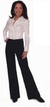 Rachel Ray wears tummy tuck jeans