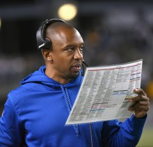 Pep Hamilton was relieved of his duties as the Colts' Offensive Coordinator on Tuesday.
