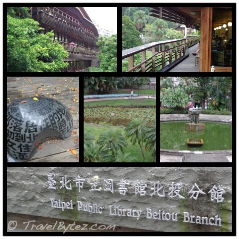 Taipei Public Library Beitou Branch