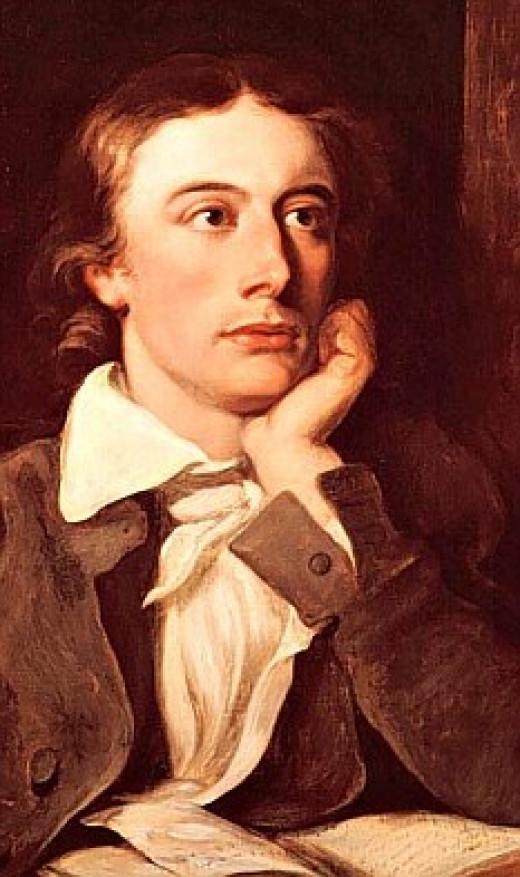 English Romantic Poet: John Keats