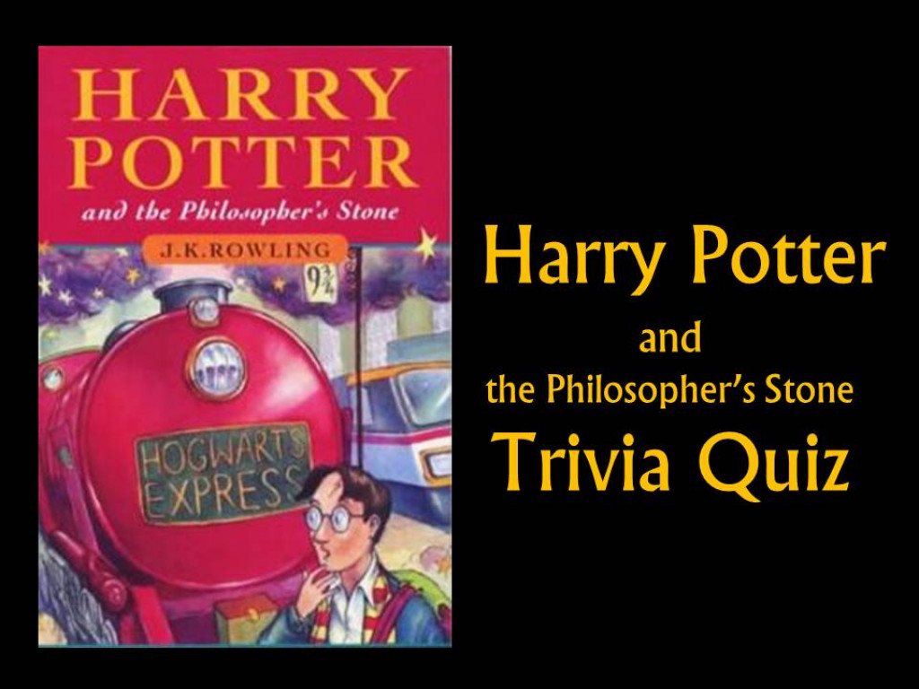 Harry Potter Book Quizzes : Harry potter and the philosopher s stone quiz trivia