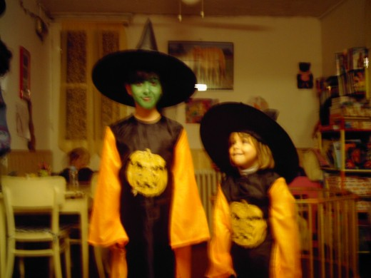 My witches