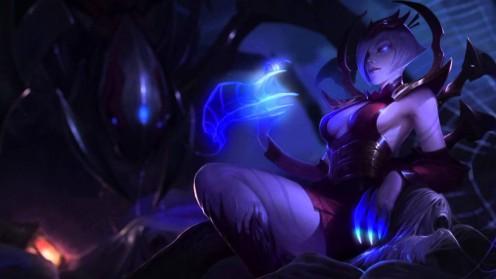 Bloodmoon Elise