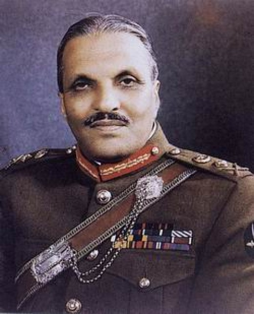 General Zia who started process of Islamization in country.