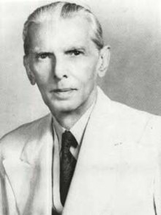 Quad-e-Azam the founder of Pakistan, who himself became first Governor General of Pakistan.