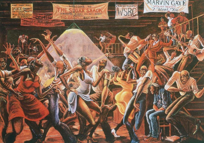 Dance in the African American community has always been a part their heritage for centuries. However, these dance where learned in everyday spaces and not in dance studios.
