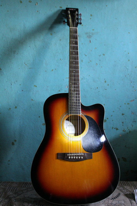 The Right Acoustic Guitar