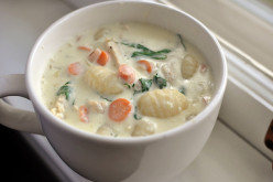 The Secret Recipes and Ingredients to Making the Perfect Family Dinner: Gnocchi Soup