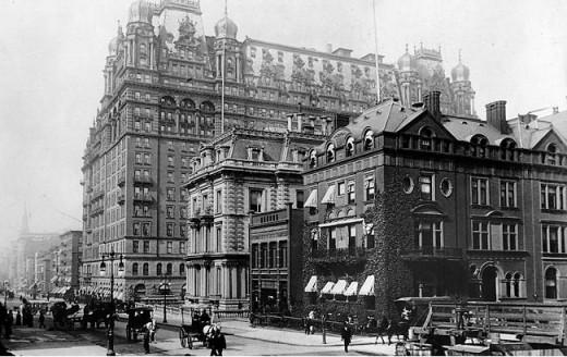 Waldorf Astoria Hotel-1899