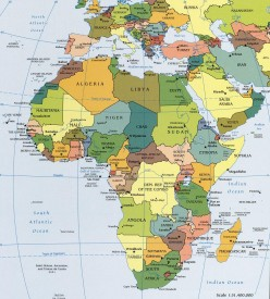 Interesting Facts You should Know about Africa: Vol 1