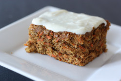 Christmas Carrot Cake Recipe without Alcohol and Egg