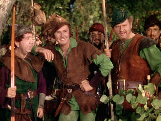 """The Adventures of Robin Hood"""