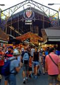 Barcelona: La Boqueria Market