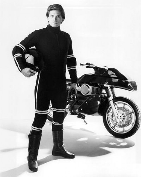Rex Smith in Street Hawk