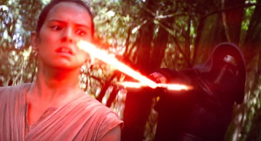 Are Rey and Kylo Ren continuing the Star Wars legacy as brother and sister?