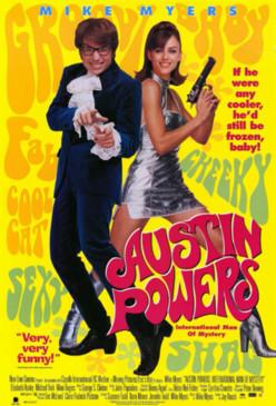 Film Review: Austin Powers: International Man of Mystery