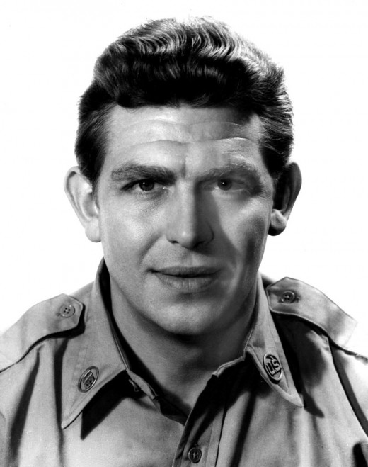 Andy Griffith - What a guy he was! We love you Andy! RIP