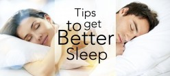TipsTo Get Better Sleep