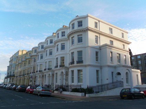 5–21 Hartington Place, Eastbourne, East Sussex, England
