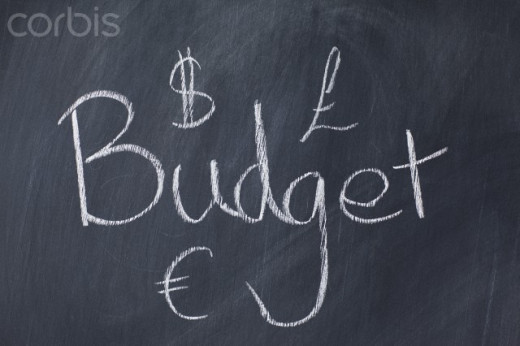 Budgeting for Travel