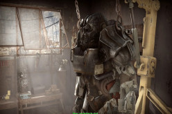 Fallout 4 Get Power Armor Suit