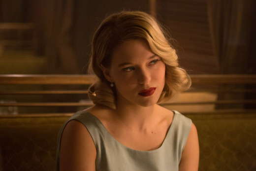I liked her better when she was the villain in Mission Impossible 4! :/