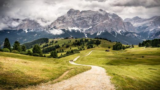 Picture 2 (2048 x 1152) Alta Badia - Trentino Alto Adige, Italy - Landscape photography