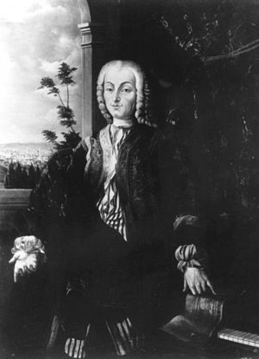 Bartolomeo Cristofori - (May 4, 1655 – January 27, 1731