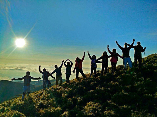This is a nice shot form Mount Pulag
