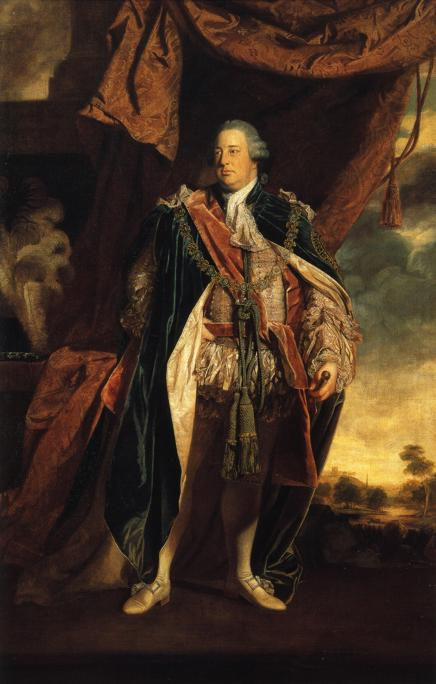 William, Duke of Cumberland by Joshua Reynolds