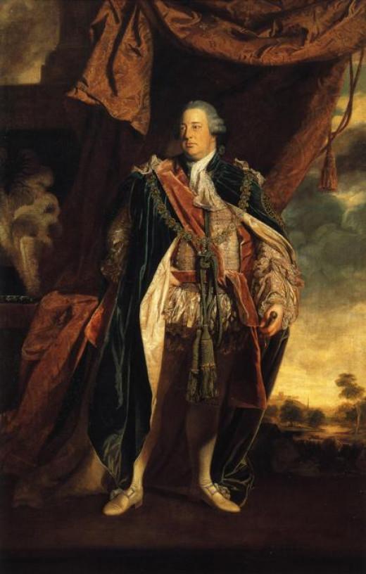 William, Duke of Cumberland by Joshua Reynolds