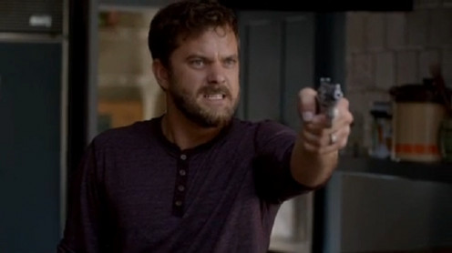 Cole, played by Joshua Jackson