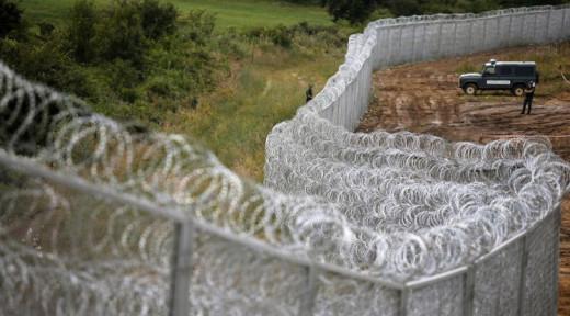 Bulgaria Fence