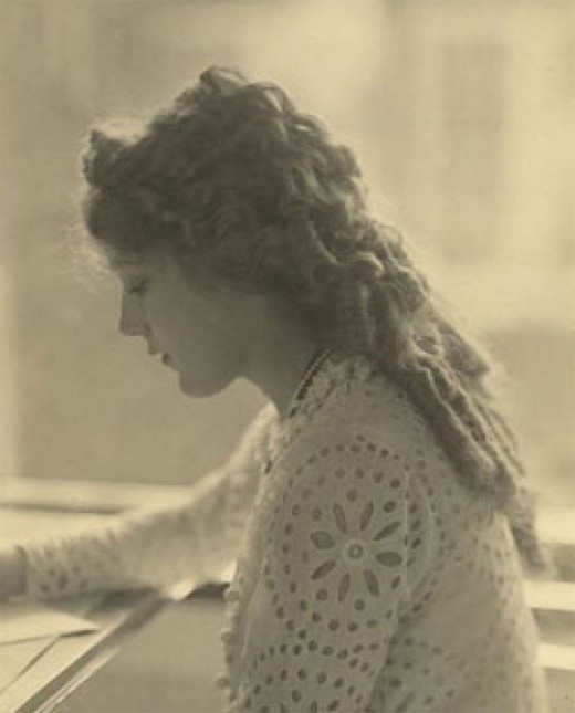 Mary Pickford. Credit: Library of Congress.