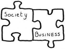 HOW BUSINESS AND SOCIETY ARE RELATED