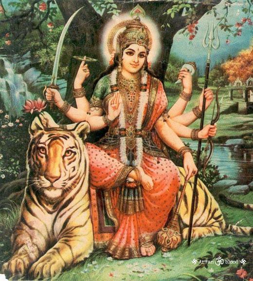Goddess-Durga